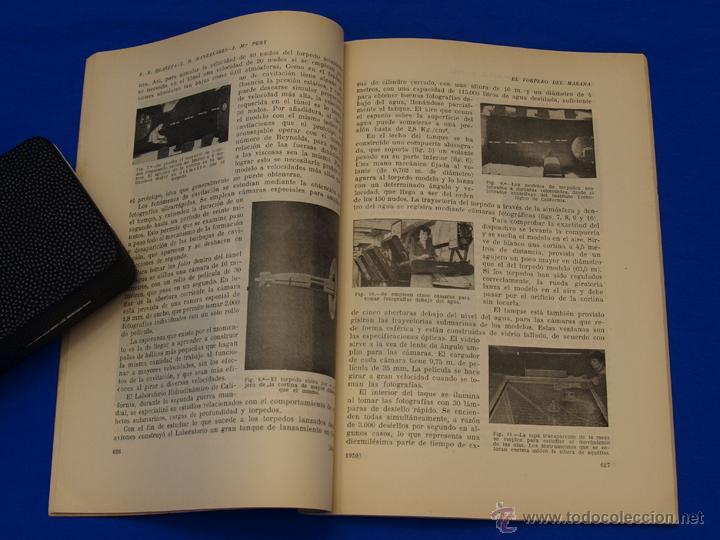 Militaria: REVISTA GENERAL DE LA MARINA. JUNIO [AÑO] 1950. [pertenece a] TOMO 138. E. M. de la Armada - Foto 5 - 47679464