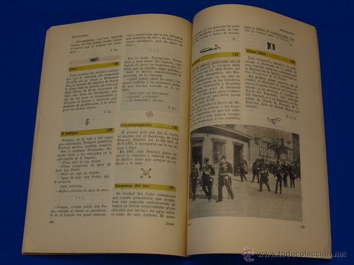 Militaria: REVISTA GENERAL DE LA MARINA. JUNIO [AÑO] 1950. [pertenece a] TOMO 138. E. M. de la Armada - Foto 6 - 47679464