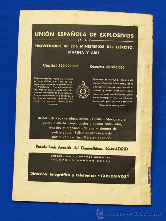 Militaria: REVISTA GENERAL DE LA MARINA. AGOSTO [AÑO] 1949. [pertenece a] TOMO 137. E. M. de la Armada - Foto 2 - 47680100