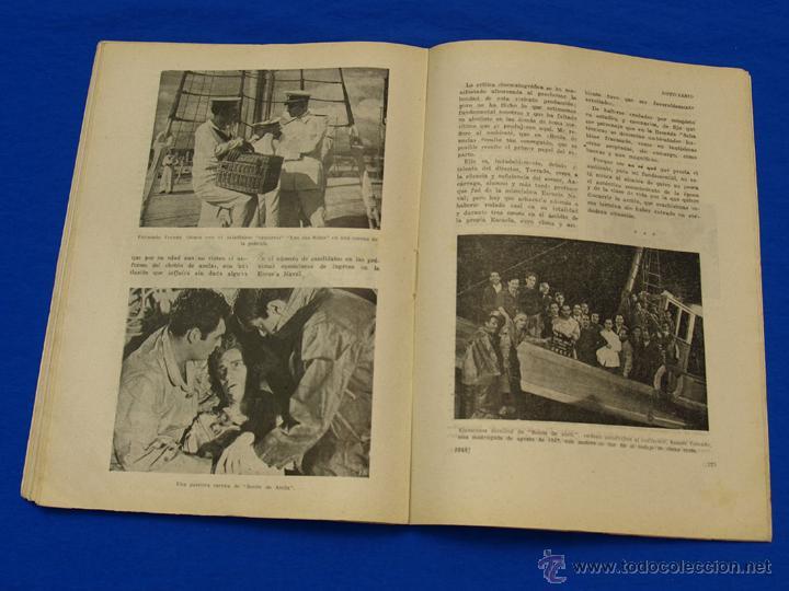 Militaria: REVISTA GENERAL DE LA MARINA. ENERO [AÑO] 1948. [pertenece a] TOMO 134. E. M. de la Armada - Foto 6 - 47680358