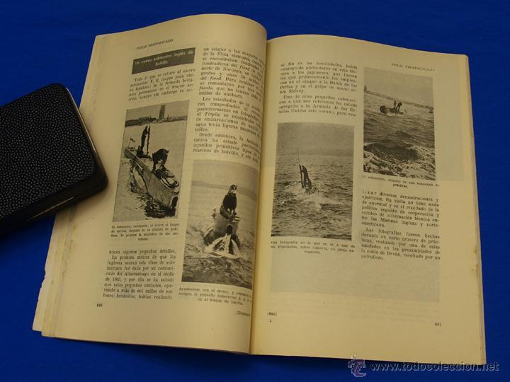 Militaria: REVISTA GENERAL DE LA MARINA. DICIEMBRE [AÑO] 1950. [pertenece a] TOMO 139. E. M. de la Armada - Foto 5 - 47680465