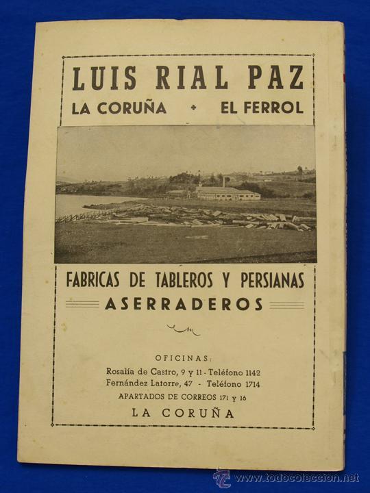 Militaria: REVISTA GENERAL DE LA MARINA. NOVIEMBRE [AÑO] 1950. [pertenece a] TOMO 139. E. M. de la Armada - Foto 2 - 47680554