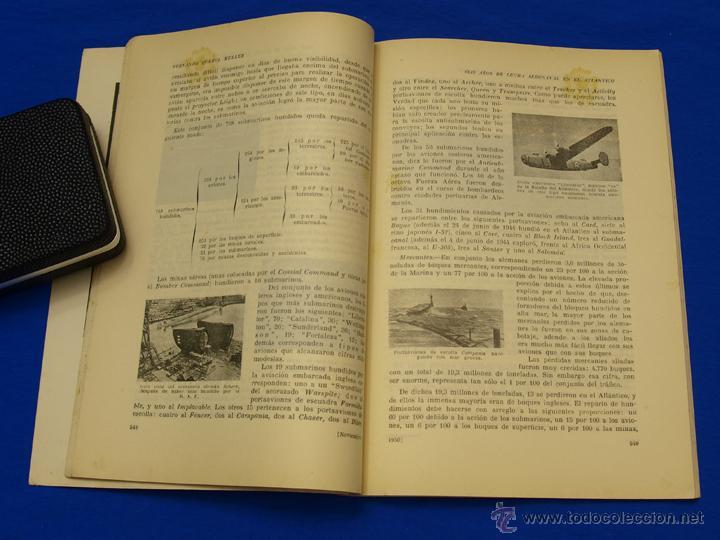 Militaria: REVISTA GENERAL DE LA MARINA. NOVIEMBRE [AÑO] 1950. [pertenece a] TOMO 139. E. M. de la Armada - Foto 5 - 47680554