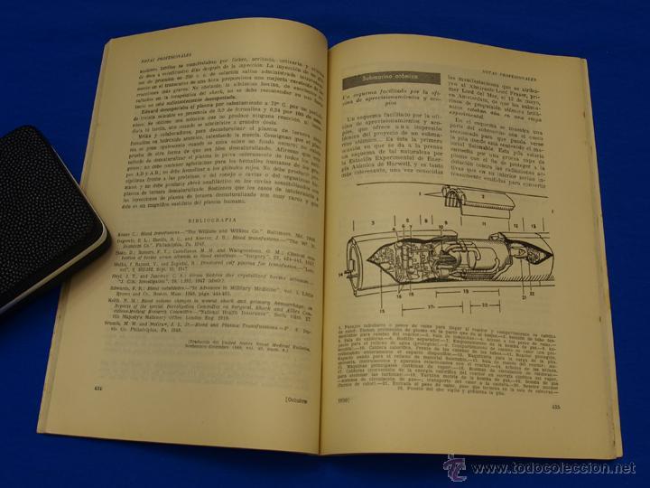 Militaria: REVISTA GENERAL DE LA MARINA. OCTUBRE [AÑO] 1950. [pertenece a] TOMO 139. E. M. de la Armada - Foto 5 - 47680662