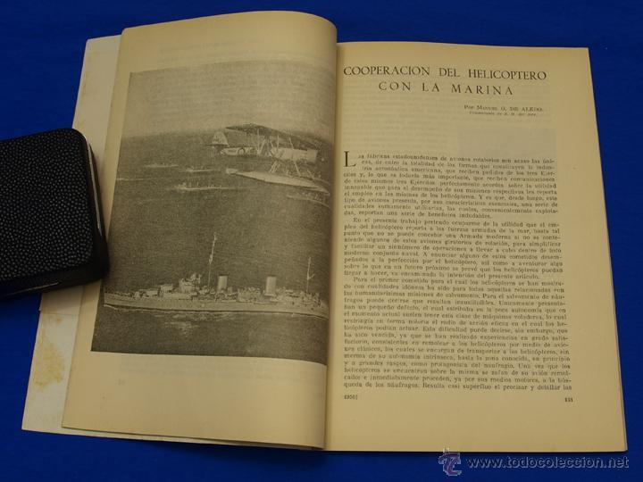 Militaria: REVISTA GENERAL DE LA MARINA. AGOSTO [AÑO] 1950. [pertenece a] TOMO 138. E. M. de la Armada - Foto 5 - 47680794