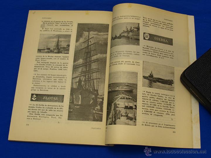 Militaria: REVISTA GENERAL DE LA MARINA. SEPTIEMBRE [AÑO] 1950. [pertenece a] TOMO 139. E. M. de la Armada - Foto 6 - 47680913