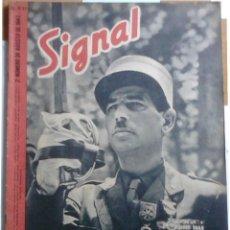 Militaria: LOTE REVISTAS SIGNAL EN ESPAÑOL. Lote 52497101