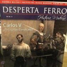 Militaria: DESPERTA FERRO MODERNA. Nº14. Lote 47992583