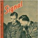 Militaria: SIGNAL - REVISTA DE PROPAGANDA ALEMANA WWII. Lote 48157809