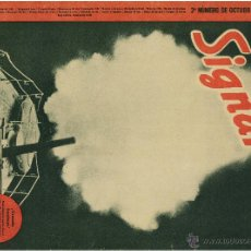 Militaria: SIGNAL - REVISTA DE PROPAGANDA ALEMANA WWII. Lote 48157979