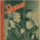 Militaria: SIGNAL - REVISTA DE PROPAGANDA ALEMANA WWII. Lote 48158940