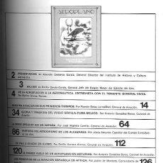 Militaria: AEROPLANO Nº 1 REVISTA DE Hª AERONÁUTICA 1983. Lote 48761956
