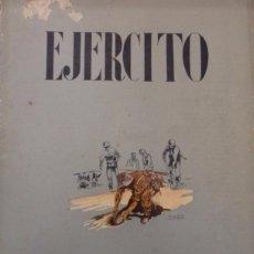 Militaria: EJÉRCITO REVISTA ILUSTRADA ARMAS Y SERVICIOS Nº 172 AÑO XV MAYO 1954 MINISTERIO DEL EJÉRCITO. Lote 48863217