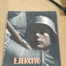 Militaria: 1942, REVISTA ILUSTRADA DE LAS ARMAS Y SERVICIOS, MINISTERIO DEL EJERCITO, NOVIEMBRE1942.. Lote 52718869
