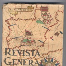 Militaria: REVISTA GENERAL DE MARINA. VOLUMEN CXXVI. JUNIO 1944. LEER.. Lote 176451772
