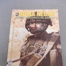 Militaria: REVISTA PARACAIDISTA DEL EJERCITO. BOINA NEGRA.. Lote 50140382