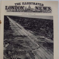 Militaria: THE ILLUSTRATED LONDON NEWS. (EN INGLES), II GUERRA MUNDIAL 3 MARZO 1945. Lote 50404399