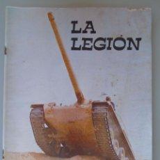 Militaria: REVISTA MILITAR LEGIONARIA. LA LEGIÓN ESPAÑOLA. OCTUBRE 1983. RONDA, CEUTA. Lote 51148356