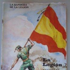 Militaria: REVISTA MILITAR LEGIONARIA. LA LEGIÓN ESPAÑOLA. ENERO 1983. RONDA, MELILLA, CEUTA. Lote 51148415