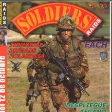 Militaria: SOLDIERS. 122. AÑO 2005. Lote 51780793
