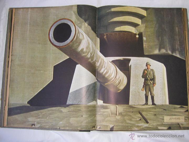 Militaria: Revista SIGNAL SIGNAAL- !!! año 1944 ¡¡¡ Numeros muy dificiles de encontrar Alemania III Reich RAROS - Foto 7 - 52868885
