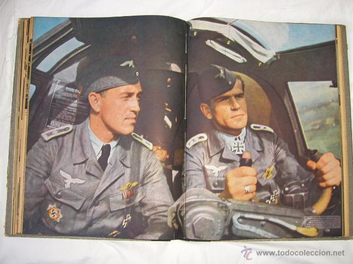Militaria: Revista SIGNAL SIGNAAL- !!! año 1944 ¡¡¡ Numeros muy dificiles de encontrar Alemania III Reich RAROS - Foto 14 - 52868885