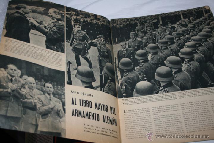 Militaria: REVISTA ANTIGUA SIGNAL Nº 15 AGOSTO 1943, SEGUNDA GUERRA MUNDIAL - Foto 4 - 52934499