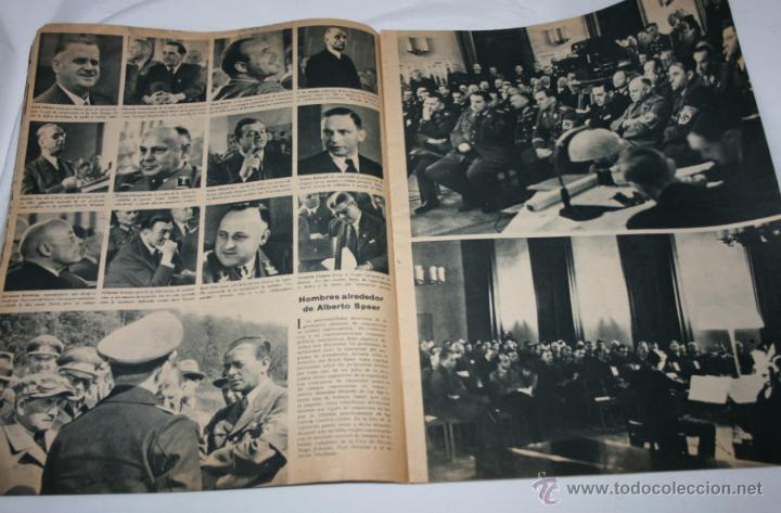 Militaria: REVISTA ANTIGUA SIGNAL Nº 15 AGOSTO 1943, SEGUNDA GUERRA MUNDIAL - Foto 7 - 52934499