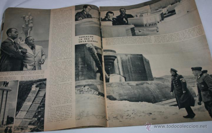 Militaria: REVISTA ANTIGUA SIGNAL Nº 15 AGOSTO 1943, SEGUNDA GUERRA MUNDIAL - Foto 8 - 52934499