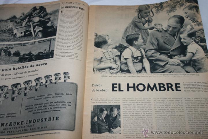 Militaria: REVISTA ANTIGUA SIGNAL Nº 15 AGOSTO 1943, SEGUNDA GUERRA MUNDIAL - Foto 9 - 52934499
