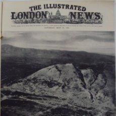 Militaria: THE ILLUSTRATED LONDON NEWS. (EN INGLES), II GUERRA MUNDIAL 27 MAYO 1944 Nº 5484. Lote 52934729
