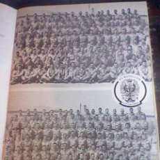 Militaria - hoja revista Servir desfile C.I.R nº 1 2º llamamiento reemplazo 1973 III batallon 11 ª compañia - 53039682