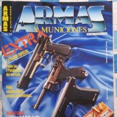 Militaria: REVISTA ARMAS Y MUNICIONES Nº 57. Lote 53185299