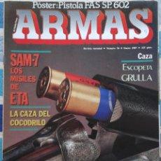 Militaria: REVISTA ARMAS Nº 56. Lote 53204681
