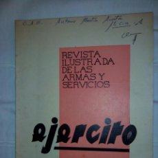 Militaria: REVISTA EJERCITO 298 1964. Lote 53638520