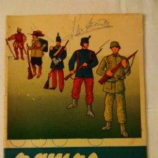 Militaria: REVISTA ARMAS NUMERO 60 SEPTIEMBRE 1962. Lote 53638641