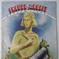 Militaria: REVISTA ALEMANA - FREUDE UND ARBEIT - Nº 10 DE 1942 . GERMAN PROPAGANDA MAGAZINE ALEGRÍA Y TRABAJO. Lote 53758333