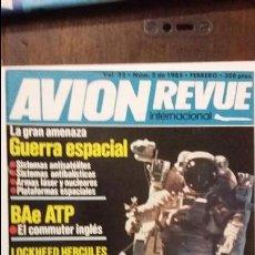 Militaria: AVION REVUE Nº 32. LOCKHEED C-130 HERCULES. Lote 53911497
