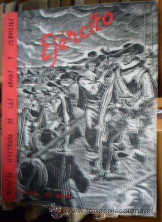 EJÉRCITO, REVISTA ILUSTRADA DE LAS ARMAS Y SERVICIOS, Nº 47, DICIEMBRE 1943 (Militar - Revistas y Periódicos Militares)