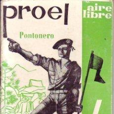 Militaria: PROEL EL PONTONERO Nº 4. Lote 54733843