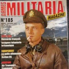 Militaria: MILITARIA MAGAZINE N ° 185. Lote 55237939