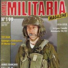 Militaria: MILITARIA MAGAZINE N ° 199. Lote 55530911