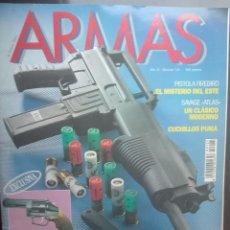 Militaria: REVISTA ARMAS Nº 125 AÑO XI. Lote 56251243