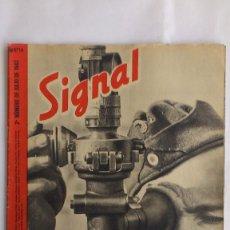 Militaria: REVISTA SIGNAL - Nº 14, JULIO 1942. Lote 56325760