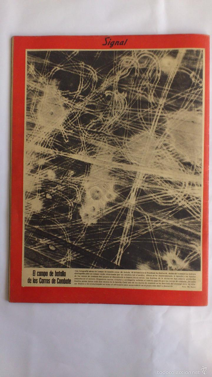 Militaria: REVISTA SIGNAL - Nº 16, AGOSTO 1941 - Foto 2 - 56325834