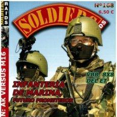 Militaria: LOTE 50 REVISTAS SOLDIERS. Lote 57381057