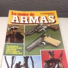 Militaria: REVISTAS DE ARMAS. LOTE DE 11 REVISTAS ANTIGUAS. Lote 57516467