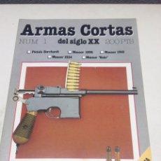 Militaria: REVISTAS DE ARMAS. Lote 57536079