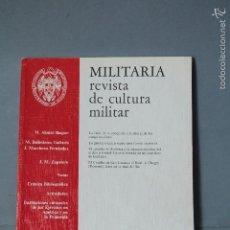 Militaria: MILITARÍA REVISTA DE CULTURA MILITAR, NÚMERO 4 -1992-. Lote 76902571