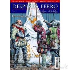 Militaria: DESPERTA FERRO MODERNA Nº22. FARNESIO EN FRANCIA. Lote 57796683